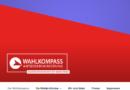 Wahlkompass zur Landtagswahl 2019 – Landesprogramm Weltoffenes Sachsen für Demokratie und Toleranz (WOS)
