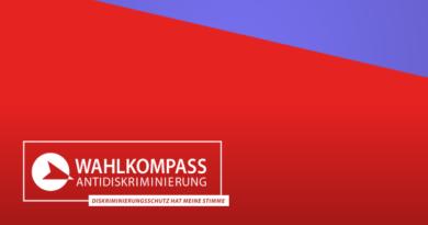 Wahlkompass Antidiskriminierung zur Bundestagswahl 2021