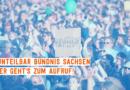 #unteilbar-Bündnis Sachsen gegründet! Jetzt unterstützen!