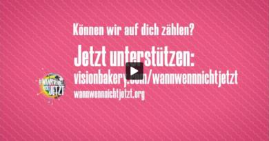 #WannWennNichtJetzt: Spendet für Konzert- und Diskussionsreihe
