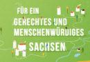 Bündnis gegen Rassismus:  Wir wollen ein gerechtes Sachsen. Unsere Forderungen zur Landtagswahl 2019