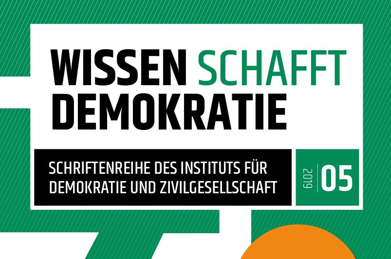 Zur Ausgabe Wissen schafft Demokratie 5/2019 - Ländlicher Raum