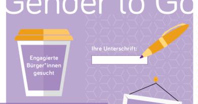 Gender to go: Geschlechtergerechte Sprache