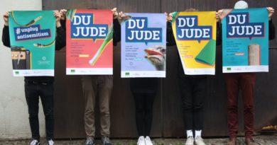 """""""Du Jude!"""" #sowhat? – Kampagne der Aktionswochen gegen Antisemitismus startet!"""