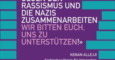 Den Arabischen Verein für Integration und Kultur in Chemnitz jetzt unterstützen!