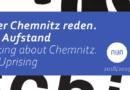 """Broschüre """"Über Chemnitz reden. Ein Aufstand"""""""