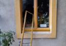 Erneut Angriff auf das Haus des NDK am Domplatz in Wurzen