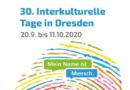 20.09.-11.10. | Interkulturelle Tage | Dresden