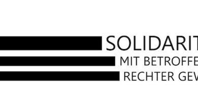 Spendenaufruf für die Betroffenen anhaltender Naziangriffe in Zwickau