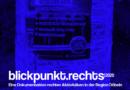 """""""blickpunkt.rechts"""" 2020 – Keine Förderung für FAIR Projekt"""