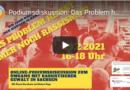 """Aufzeichnung der Podiumsdiskussion """"DAS PROBLEM HEIßT IMMER NOCH RASSISMUS! Zum Umgang mit rassistischer Gewalt in Sachsen"""""""