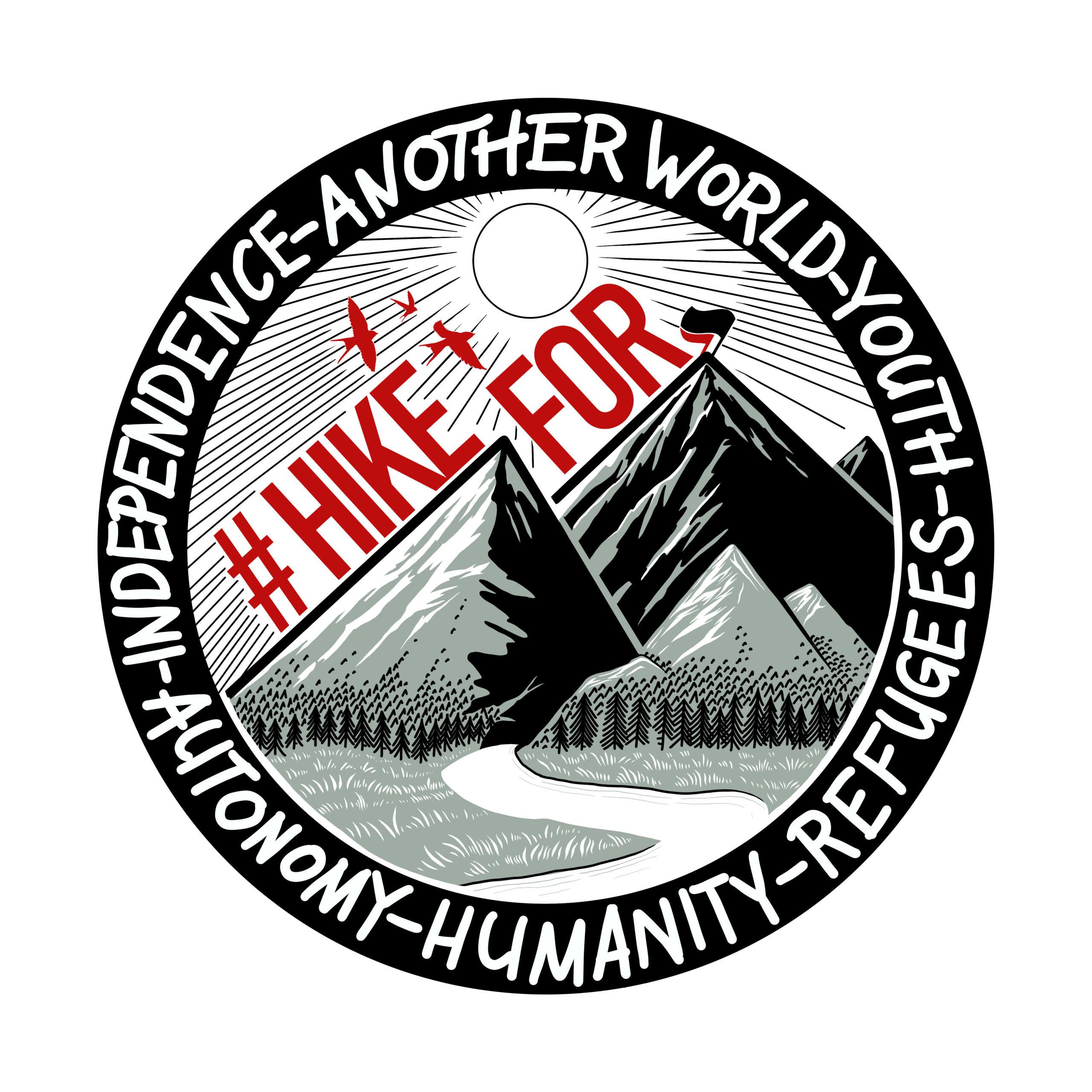 Unterstützt die Kampagne #HIKEFOR!