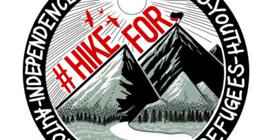 Kampagne #Hike for ist gestartet!