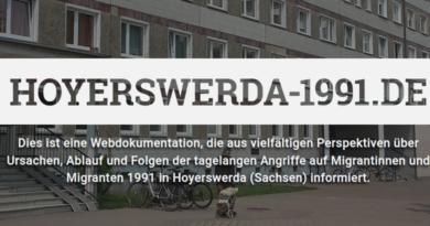 Webdokumentation Hoyerswerda 1991